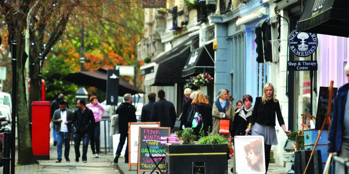 Cheltenham Businesses on Small Business Saturday