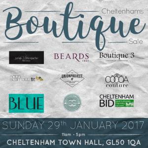 Montage f logos for Cheltenham Bid Businesses